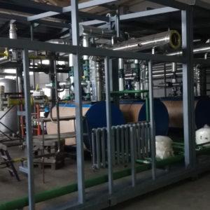 Блочно-модульные станции по переработке сельскохозяйственных отходов